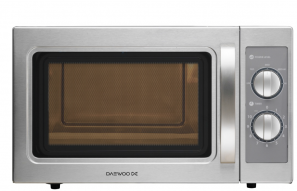 Commercial Microwaves, Microwave Light Duty, Daewoo KOM9M25 - **EXCLUSIVE TO AXON**