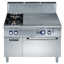 Prime Cooking Gas, Solid Tops, Electrolux 391215