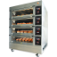 Combination Ovens, Combination Ovens Gas, Mono HARMONY MODULAR DECK OVEN 1-3-8 WITH STEAM