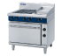 Prime Cooking Electric, Ranges 6 Burner Electric, Blue Seal E506C