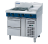 Prime Cooking Electric, Cooktops, Blue Seal E516C-RB *Warranty only valid for installations in Mainland UK*