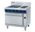 Prime Cooking Electric, Ranges 6 Hot Plate Electric, Blue Seal E56D - *Warranty only valid for installations in Mainland UK*