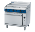 Prime Cooking Gas, Griddle Gas Oven range, Blue Seal G506A