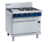 Prime Cooking Gas, Ranges 6 Burner Gas, Blue Seal G506D - *Warranty only valid for installations in Mainland UK*