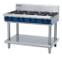 Prime Cooking Gas, Boiling Tables Gas, Blue Seal G518D-LS