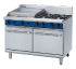 Prime Cooking Gas, Convection Ovens Gas, Blue Seal G528B