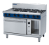 Prime Cooking Gas, Ranges 8 Burner Gas, Blue Seal G58D
