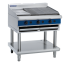 Prime Cooking Gas, Chargrills Gas Freestanding, Blue Seal G593-LS