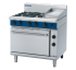Prime Cooking Gas, Ranges 6 Burner Gas, Blue Seal GE506C - *Warranty only valid for installations in Mainland UK*