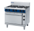 Prime Cooking Gas, Dual Fuel Ranges, Blue Seal GE506D