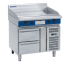 Prime Cooking Gas, Griddles Gas Freestanding, Blue Seal GP516-RB