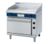 Prime Cooking Electric, Gas Griddle Electric Oven, Blue Seal GPE56 - *Warranty only valid for installations in Mainland UK*