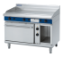 Prime Cooking Electric, Gas Griddle Electric Oven, Blue Seal GPE58 - *Warranty only valid for installations in Mainland UK*